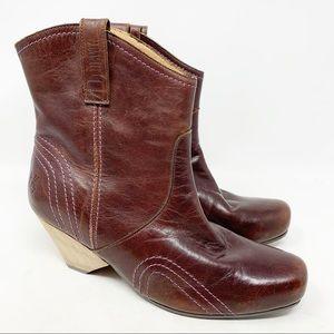 John Fluevog western boots
